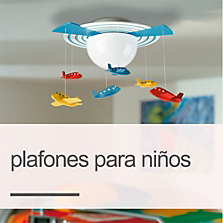 Plafones para Niños
