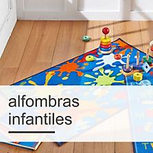 Alfombras para dormitorios juveniles juveniles rosa blanco alfombra estampa estrecho vinilo de - Alfombras infantiles grandes ...
