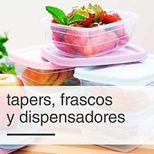 Tapers y envases