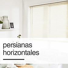 Persianas Horizontales
