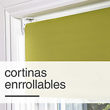 Cortinas Enrrollables