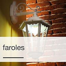 Iluminaci n exterior y noches brillantes sodimac for Faroles para jardin exterior