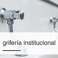 Grifería Institucional