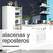 Muebles Auxiliares de Cocinas