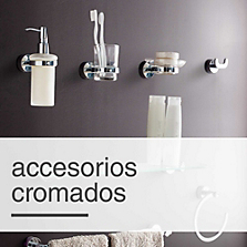 accesorios cromados