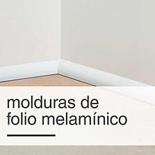 Molduras de Folio Melamínico