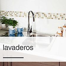 Lavaderos y lavaropas sodimac for Lavadero de bano precio