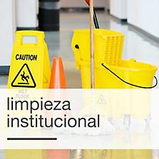 Limpieza Institucional
