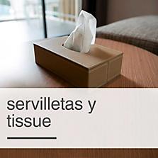 Servilletas y Tissue