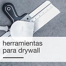 Herramientas para Drywall