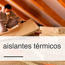 Aislantes para Drywall