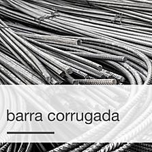 Barra Corrugada