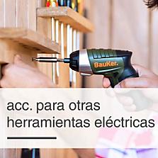 Acces. para Otras Herramientas Eléctricas