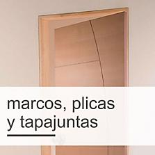 Marcos, Plicas y Tapajuntas