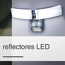 Reflectores Hal�genos y LED
