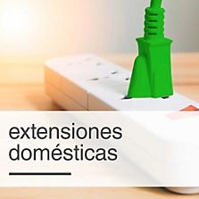 Extensiones Domésticas
