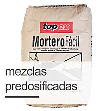 Mezclas Predosificadas (Listos)