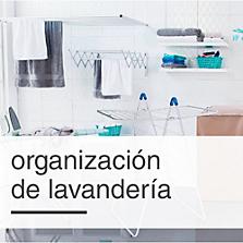 Organización de Lavandería