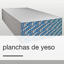 Planchas de Yeso