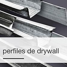 Perfiles de Drywall