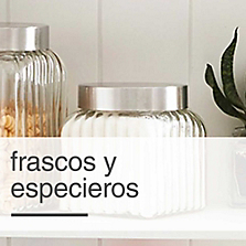 Frascos y Especieros