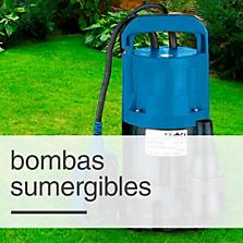 Bombas sumergibles