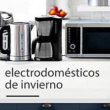 Electrodomésticos de Invierno