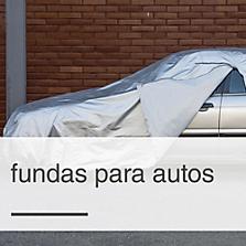 Cubreautos y Fundas para autos