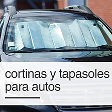Cortinas y Tapasoles