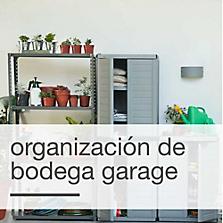 Organización de Bodega/Garage