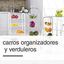 Carros verduleros y fruteros