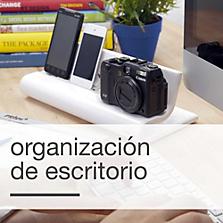 Organización de escritorio