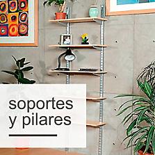 Soportes y pilares