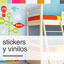 Stickers y vinilos
