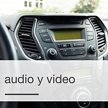 Audio y video para Autos
