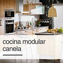 Cocina modular Canela