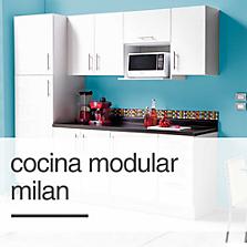 Cocina modular Milan