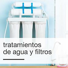 Filtros y purificadores