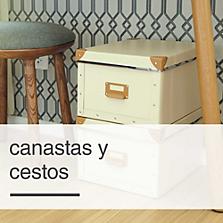 Canastas y Cestos