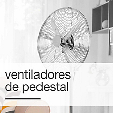 Ventiladores de Pie y Pared