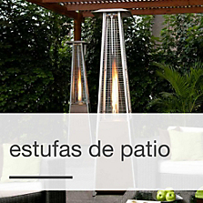 Estufas de Patio