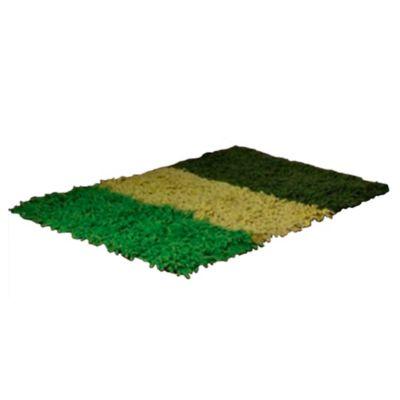 Alfombra para baño Premium 50 x 80 cm Verde