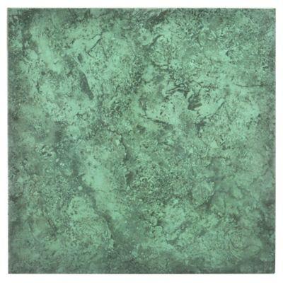 Cerámica 36 x 36 cm Marmolada esmeralda 2,33 m²