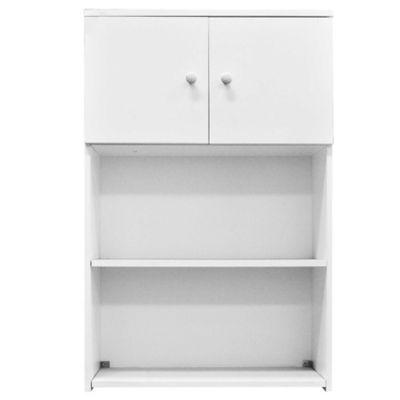 Mueble sobre inodoro para colgar 75 x 63 x 23 cm sodimac - Mueble para encima del inodoro ...