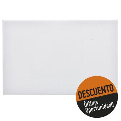 Revestimiento 20 x 30 Blanco Muro 1,5 m2