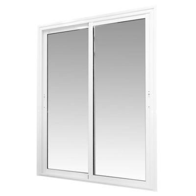 Ventana Blanca vidrio entero 150 x 150 cm