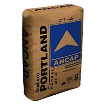 Cemento Ancap 25 kg