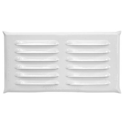 Rejilla de ventilaci n 15 x 30 cm con mosquitero esmaltada - Rejilla de ventilacion ...