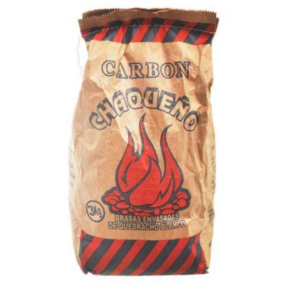 Carbón vegetal de 3 kg