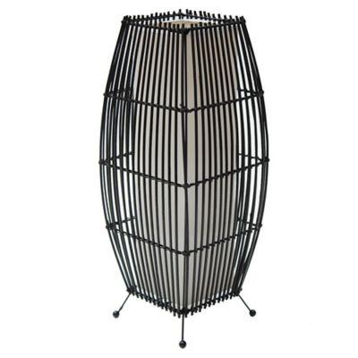 Lámpara de mesa Oval Bamboo